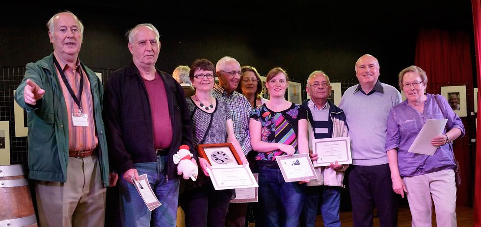 Les lauréats des Rencontres Vidéo 2015