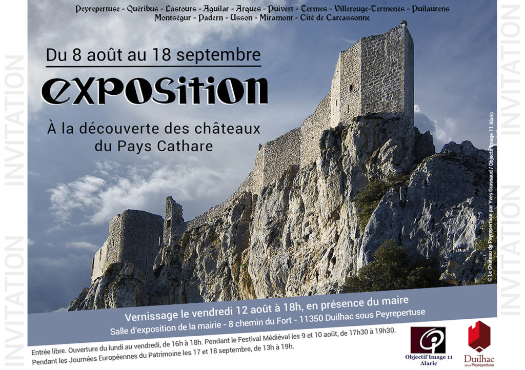 INVITATION Expo photos PEYREPERTUSE web